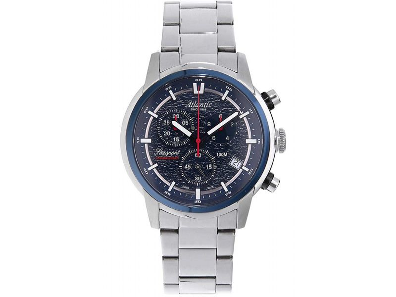 Zegarki Atlantic Timetrend Atlantic Wszystkie marki powyżej 1000 zł powyżej 1000 zł ATLANTIC 87466.47.51