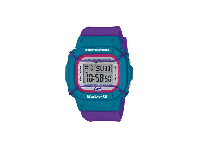 Zegarki Protrek Timetrend do 400 zł do 500 zł do 1000 zł do 400 zł do 500 zł do 1000 zł Sportowe Casio Baby-G Sportowe Baby-G Casio Casio Baby-G BGD-525F -6ER