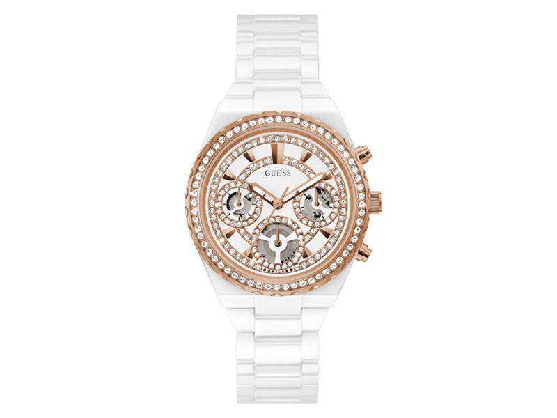 Zegarki Guess Timetrend Męskie Guess Wszystkie marki Wszystkie marki Guess Guess powyżej 1000 zł powyżej 1000 zł GUESS GW0273L3