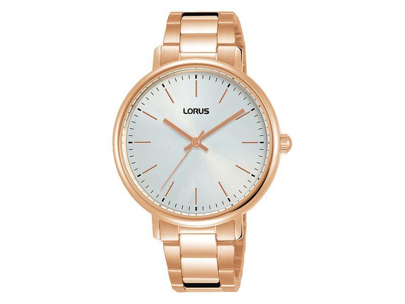 Zegarki Lorus Timetrend Damskie Wszystkie marki do 400 zł do 500 zł do 1000 zł do 400 zł do 500 zł do 1000 zł Lorus LOR RG266RX9