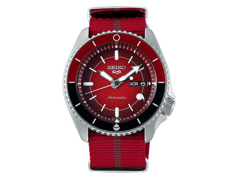 Zegarki Seiko Prospex powyżej 1000 zł Timetrend powyżej 1000 zł Seiko 5 Sports SRPF67K1