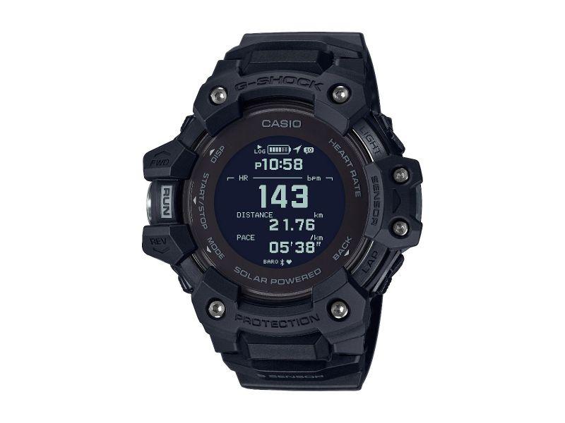 Zegarki Timetrend G-SHOCK  G-SHOCK G-SQUAD powyżej 1000 zł powyżej 1000 zł Casio G-Shock GBD-H1000 -1ER