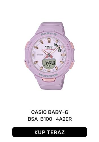 Casio Baby-G BSA-B100 -4A2ER