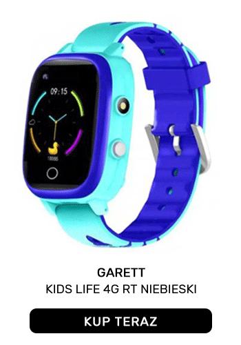 GARETT KIDS LIFE 4G RT NIEBIESKI